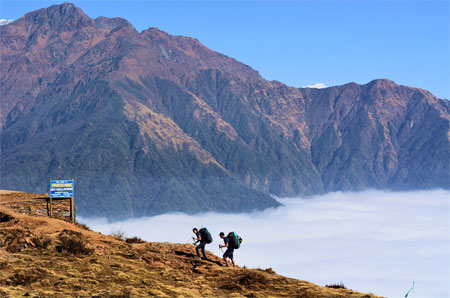 Best trekking trails in Nepal