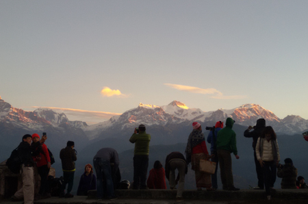 Sarangkot Sunrise Tour from Pokhara
