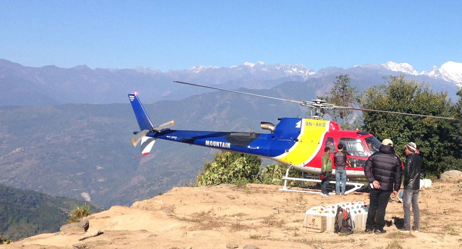 Day Tour of Everest Base Camp in Helicopter - 1 Day