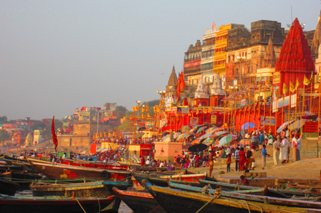 Golden Triangle, Khajuraho & Varanasi Tour