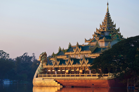 Best of Myanmar Holiday
