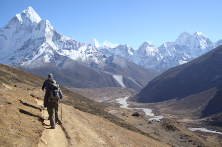 Classical Everest Base Camp Trekking
