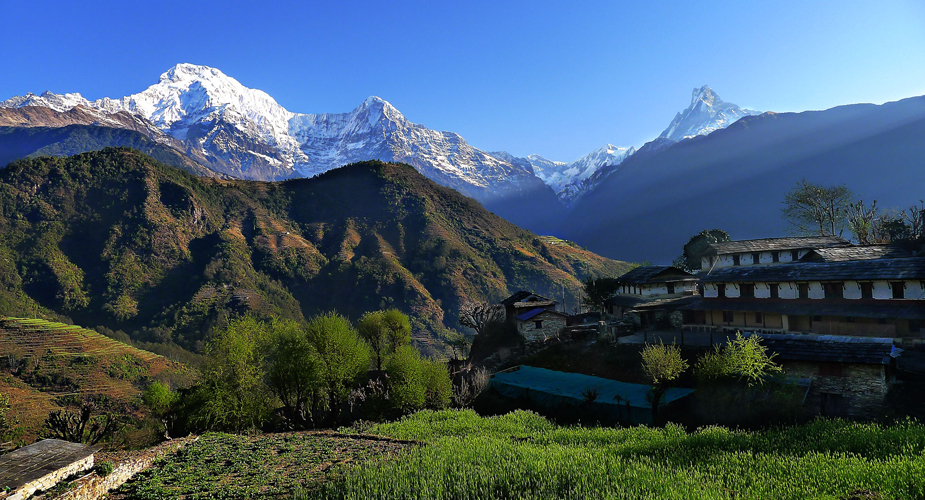 Machhapuchhre Annapurna Base Camp Trekking