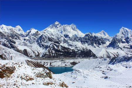 Facts about the Mount Everest